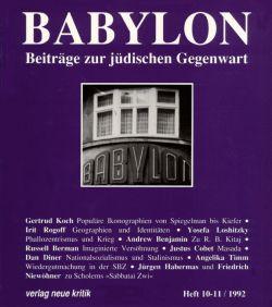 BABYLON 10/11