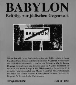 BABYLON 12