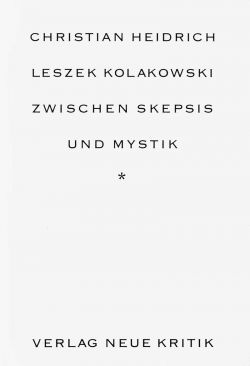 Leszek Kolakowski