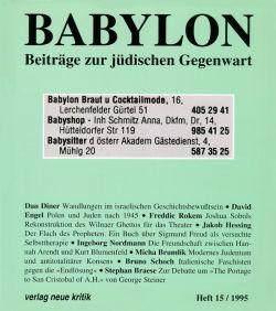 BABYLON 15