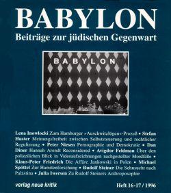 BABYLON 16/17