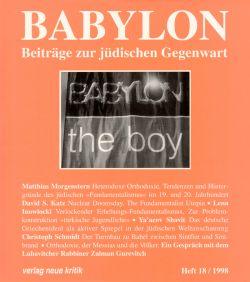 BABYLON 18