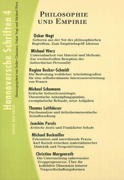 Hannoversche Schriften Band 4