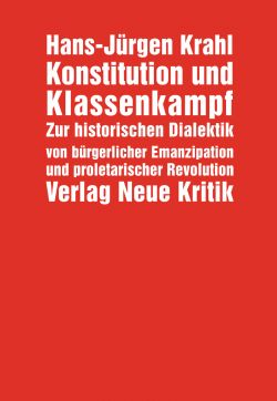 Konstitution und Klassenkampf